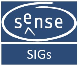 SENSE Special Interest Groups (SIGs)