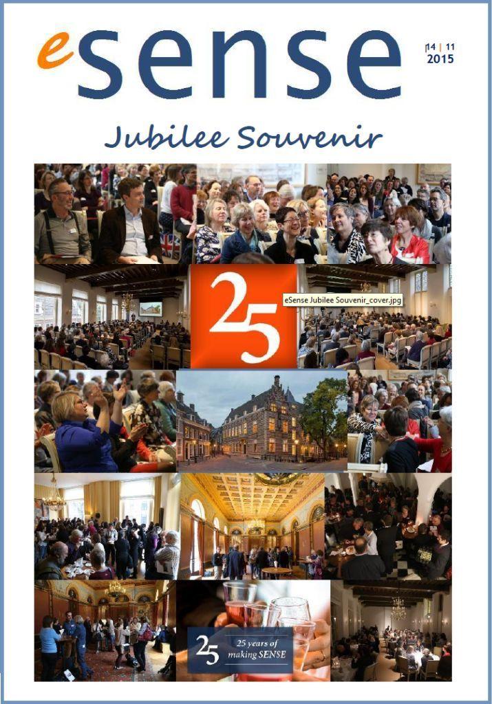 eSense 25th Jubilee Souvenir_2015